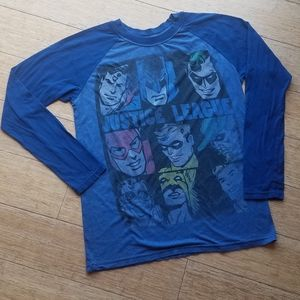 🐞 4/$15 DXXtreme Justice League Long Sleeve Tee